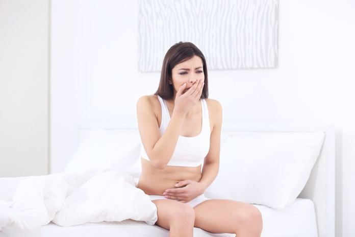 What is it and what does morning sickness feel like
