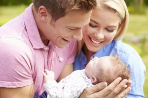 Lack of prep time before accepting the baby