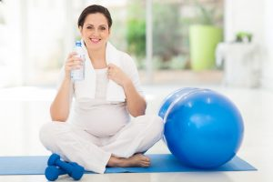 Drinking All the Water You Need While Pregnant