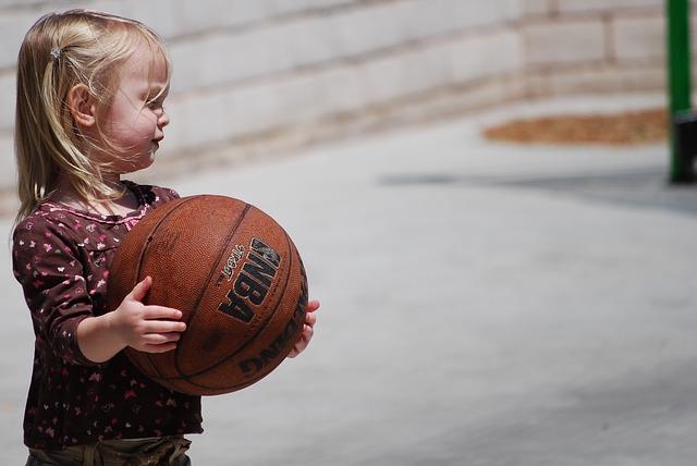 Basket Ball: Develops coordination and planning