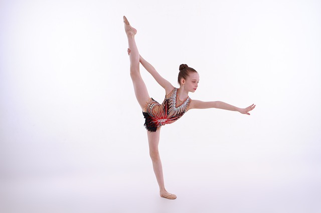 Gymnastics: Develops determination and discipline