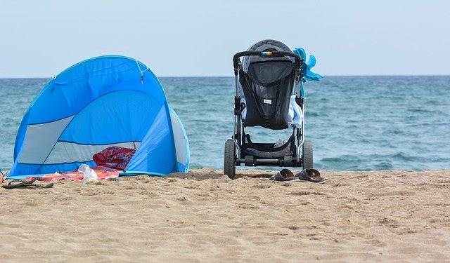 bringing your baby for camping